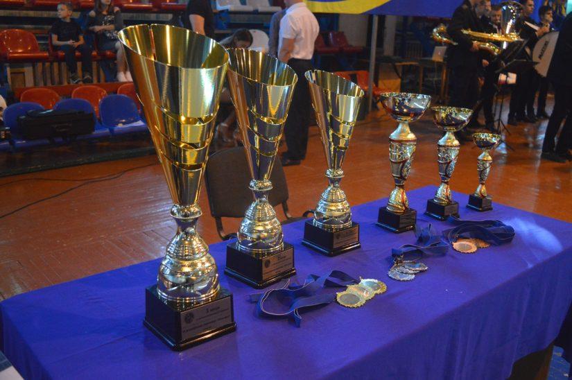 Закарпаття приймає фінальні змагання VI Всеукраїнської спартакіади «Сила духу»