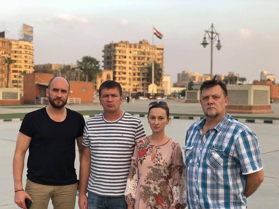 Ув'язненого в Єгипті закарпатцяЕдвардаЧікоша відвідала українська делегація