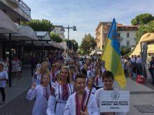 Юні таланти з Ужгорода зібрали гучні овації в Італії