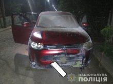 Поліція розпочала слідство за фактом загорання авто ужгородця