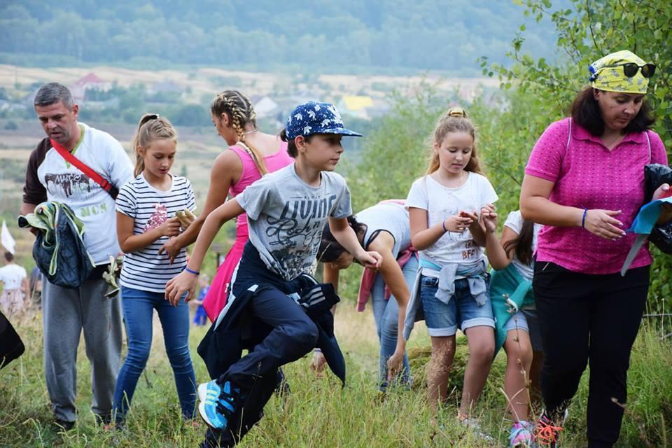 У Кам'яниці День села відзначили еко-просвітницьким, творчо-креативним квестом