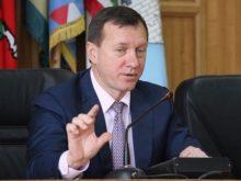 Міський голова Ужгорода Богдан Андріїв продовжує виконувати свої обов'язки