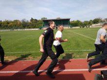 На Закарпатті розпочали перевіряти майстерність поліцейських охорони