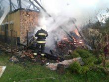 Вогнеборці Великого Березного врятували житловий будинок від пожежі
