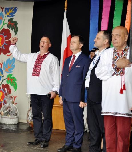 На Великоберезнянщині відбувся яскравий українсько-польський День добросусідства