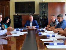 В облраді комісії обговорили питання безпеки дорожнього руху, розвитку автошляхів та подальшу долю аеропорту