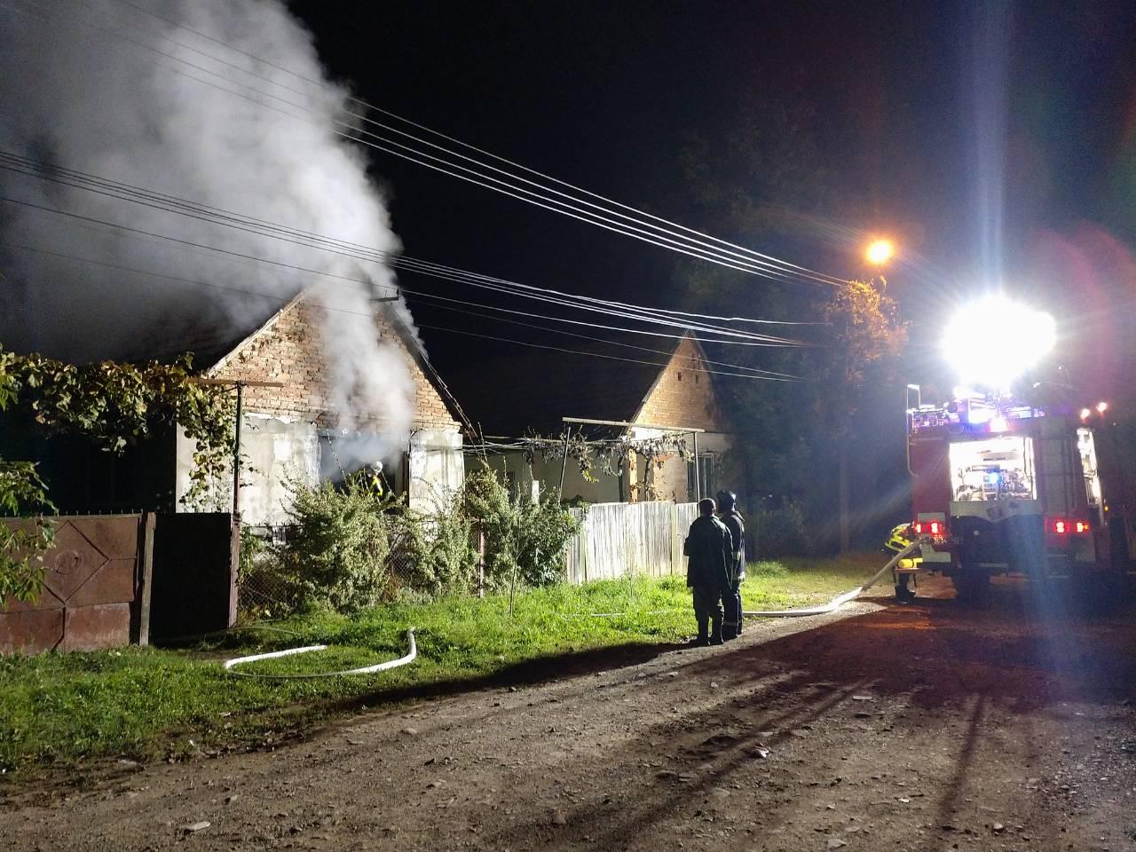 Три займання житлових будинків та один загиблий на пожежі – результат минулої доби