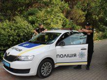 Поліцейські охорони в Ужгороді затримали чоловіка з наркотиками