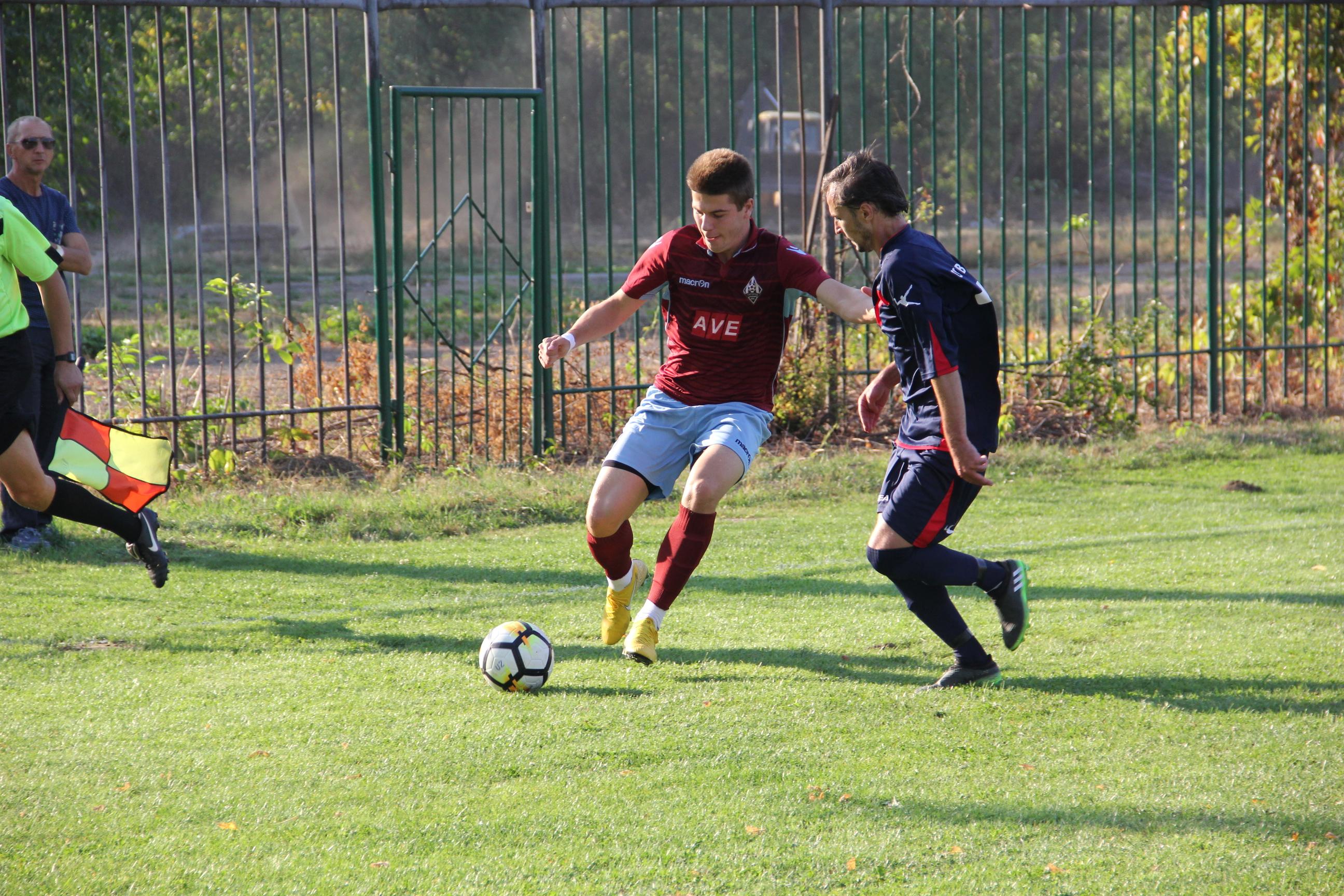 «Ужгород» зі скрипом перемагає «Вільхівці», а «Севлюш» припиняє боротьбу  в кубку аматорів України