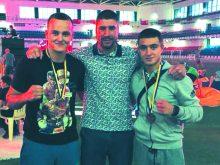 Закарпатець став чемпіоном країни з боксу