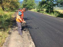 Завершено капітальний ремонт ділянки дороги «Свалява – Мукачево»