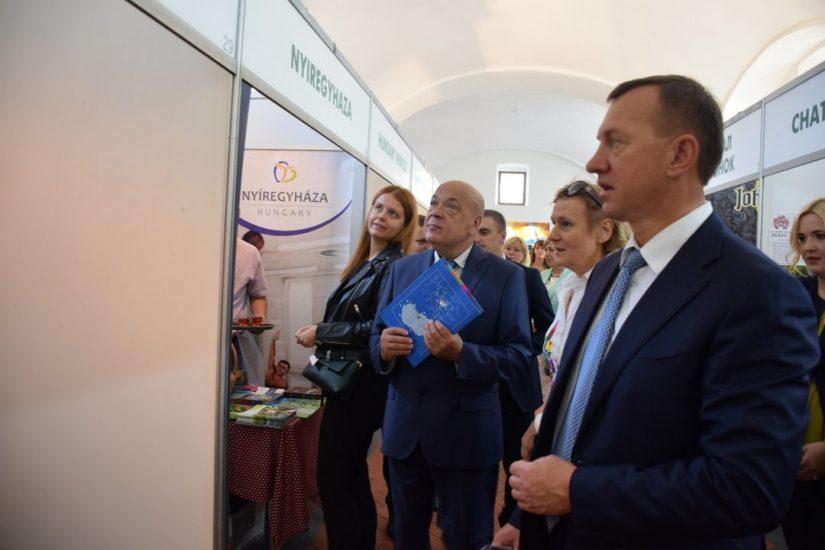 Міжнародна туристична виставка «Тур'євроцентр Закарпаття – 2018» зібрала рекордну кількість закордонних учасників