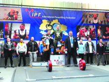 Закарпатські пауерліфтери – серед переможців та призерів чемпіонату країни