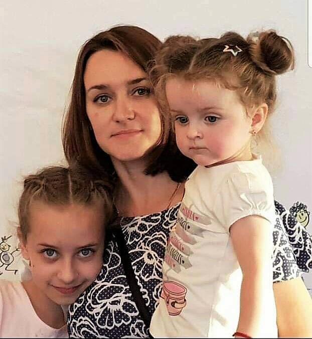 Давайте допоможемо одужатиНаталії Марфідіній — молодій матусі!