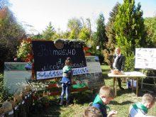 Лісівники Виноградівщини залучають до своїх лав юні кадри