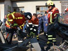 Хустські рятувальники отримали від польських колег нове обладнання для порятунку людей