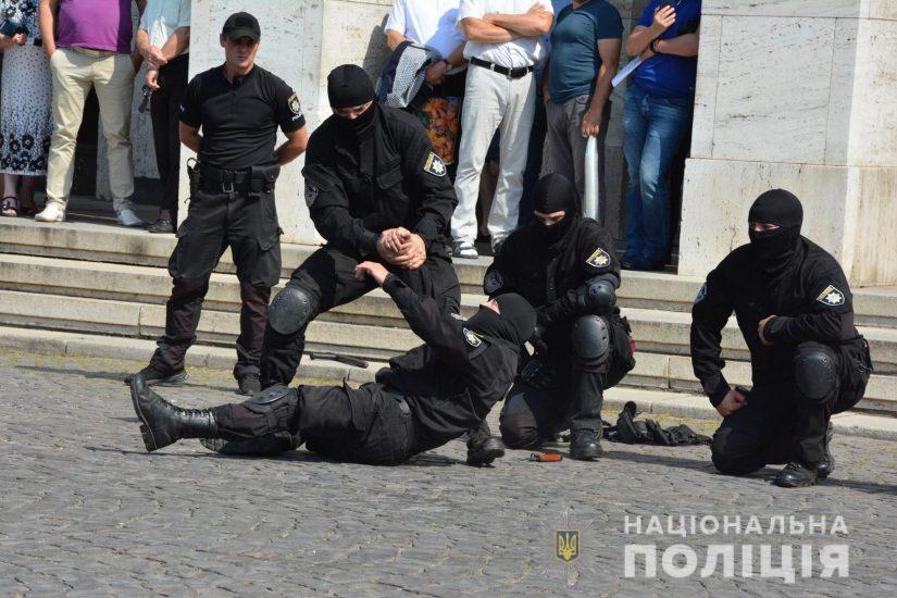 На Закарпатті розпочався конкурс на вакансії підрозділу поліції особливого призначення