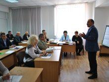 Про практичні аспекти роботи на етапі реформування говорили у Закарпатському обласному центрі зайнятості