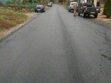 На Свалявщині відремонтували ділянку дороги «Керецьки – Березники»