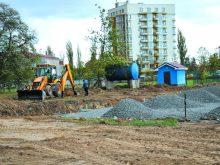 В Ужгороді буде футбольна академія, а на стадіоні «Авангард» для цього зводять інфраструктурні об'єкти європейського рівня