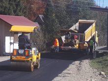 Триває ремонт дороги, що веде до водоспаду «Шипіт»