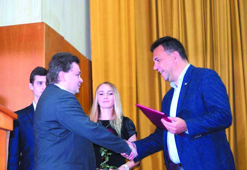 На святкування 73-ї річниці УжНУ приїхали делегації з сусідніх європейських країн