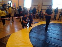 Ужгородські «Спортлідерці» здобули срібло на бійцівському Чемпіонаті у Хусті
