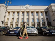 ВЕРХОВНА РАДА україни ЛЕГАЛІЗУВАЛА «ЄВРОБЛЯХИ» І ПОСИЛИЛА ВІДПОВІДАЛЬНІСТЬ ЗА ПОРУШЕННЯ  МИТНИХ ПРАВИЛ – будуть серйозні штрафи