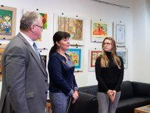 Виставка «Зростання» відкрилася у Генеральному консульстві Угорщини в Ужгороді