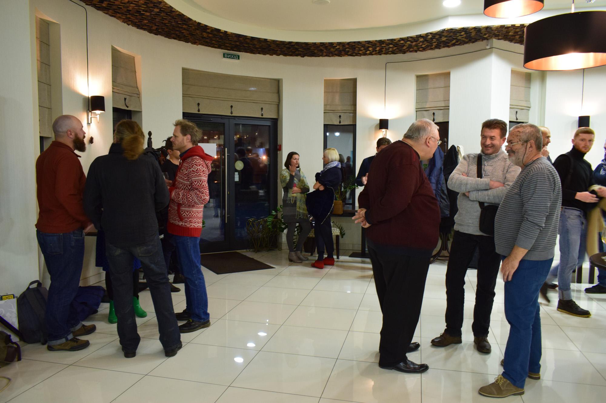 В Ужгороді підбили підсумки проекту «Дні нового кіно»