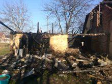 У Тереблі на Тячівщині на пожежі отримав опіки місцевий житель