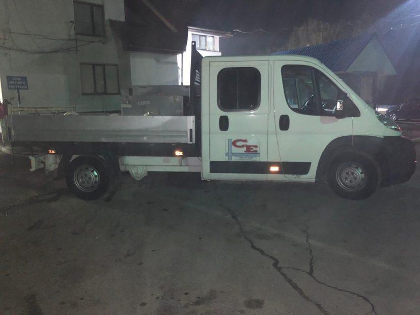 Викрадену в Бельгії вантажівку затримали на Закарпатті