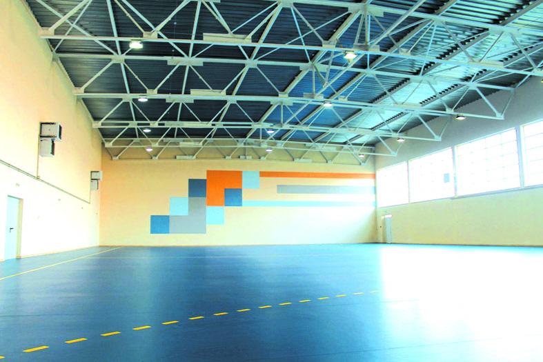 Сучасний спортзал та басейн незабаром матиме найкраща в краї спецшкола-інтернат