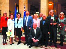 Працівників соціальної сфери Закарпаття привітали з професійним святом
