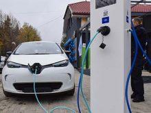 Електричне таксі буде в Ужгороді?