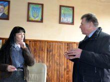 Йосип Борто відвідав Великоберезнянщину, яка потребує особливої уваги та підтримки