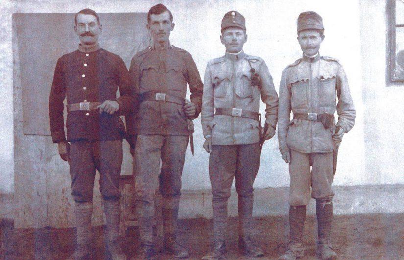 СПОГАД ПРО ТЕРЕБЛЯНЦІВ, які воювали в Першій світовій війні