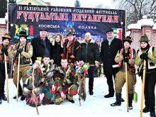 Коляда на всі Карпати: на Рахівщині відбувся різдвяний фестиваль