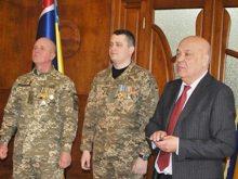 Працівників Обласного госпіталю ветеранів війни відзначили у Закарпатській ОДА