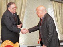 Посол Угорщини подякував Геннадію Москалю за значну роль у налагодженні українсько-угорських взаємин