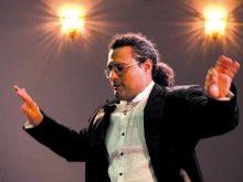 «Winter Serenade» від аргентинського диригента й симфонічного оркестру нашої філармонії