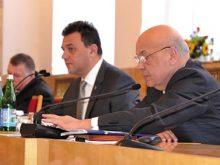 Укладати транскордонні угоди уповноважив Михайла Рівіса депутатський корпус