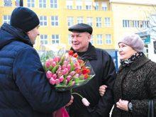 День Святого Валентина в Ужгороді
