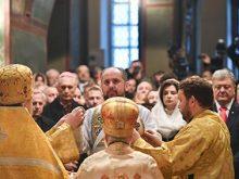 Інтронізація: Глава Православної церкви України офіційно вступив у свій сан