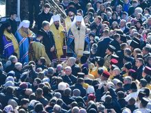 320 парафій Московського патріархату вже перейшли до Православної Церкви України