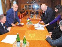 Меморандум про співпрацю в переробці побутових відходів підписали Угорсько-українська торгово-промислова палата та ОДА