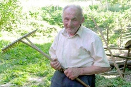 Чверть століття  у сталінських таборах провів Іван Мирон, котрому нині виповнилося 90