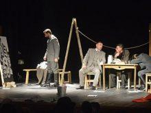 «Останнє танго в Хусті» – на оновленій сцені Закарпатського обласного театру драми та комедії
