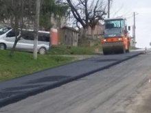 Ремонт обласної дороги між Берегівським та Іршавським районами триває