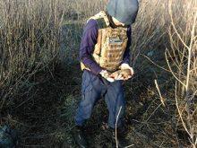 Закарпатські піротехніки знищили дві мінометні міни